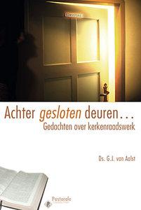Achter gesloten deuren | ds. G.J. van Aalst