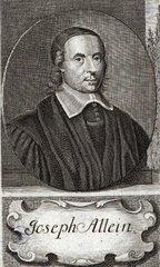 Alleine, Joseph (1634-1668)