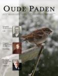 Het tijdschrift Oude Paden