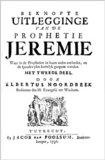 De Propheet Jeremias_