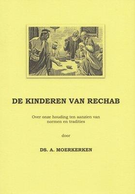 De kinderen van Rechab | ds. A. Moerkerken