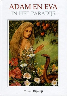 Adam en Eva in het Paradijs | C. van Rijswijk