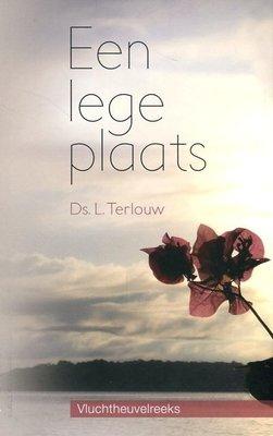 Een lege plaats | ds. L.Terlouw