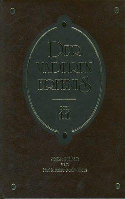 Der vaderen erfenis (11) | div. auteurs