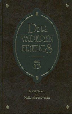 Der vaderen erfenis (13) | div. auteurs