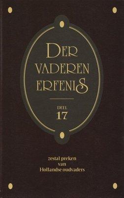 Der vaderen erfenis (17) | div. auteurs