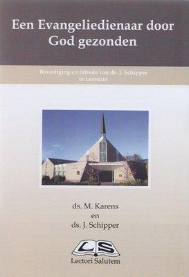 Een Evangeliedienaar door God gezonden | ds. M. Karens