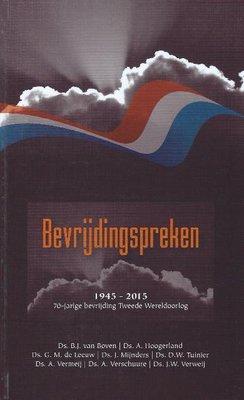 Bevrijdingspreken, 70-jarige bevrijding Tweede Wereldoorlog, 1945-2015
