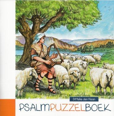 Psalmpuzzelboek | Ditteke de Haan