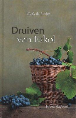 Druiven van Eskol | ds. C. de Ridder