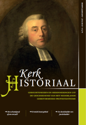 KerkHistoriaal - proefabonnement - 2 nummers