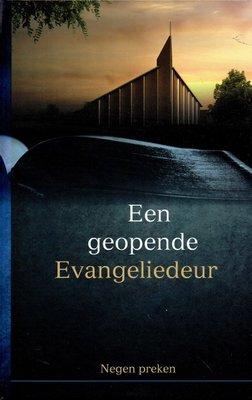Een geopende Evangeliedeur | div. predikanten