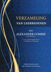 Verzameling van leerredenen   Alexander Comrie
