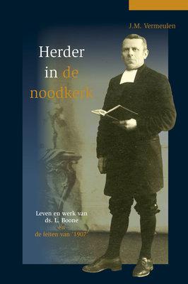 Herder in de noodkerk | J.M. Vermeulen