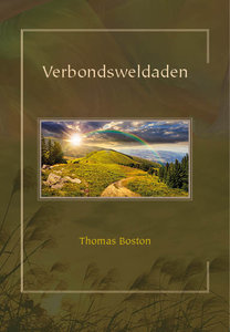 Verbondsweldaden | Thomas Boston