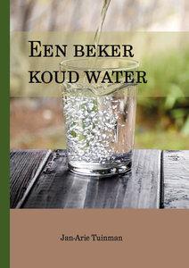 Een beker koud water