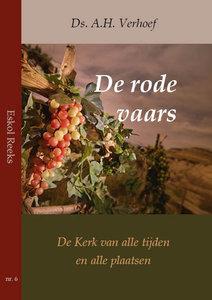 De rode vaars | ds. A.H. Verhoef
