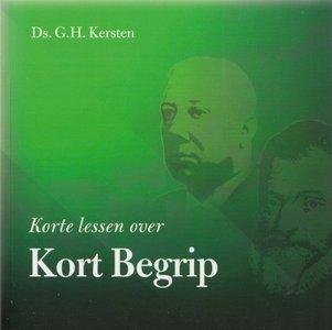 Korte lessen over Kort Begrip - G.H. Kersten | Herziene uitgave