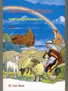 Bijbelse vertellingen voor jonge kinderen (1) | H. van Dam