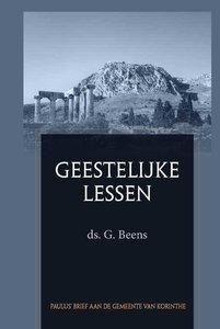 Geestelijke lessen   ds. G. Beens