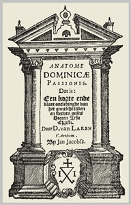 Nicolaus Byfield | Anatome Dominicae Passionis