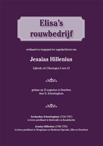 Gerhardus Schortinghuis | Elisa's rouwbedrijf