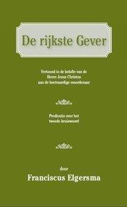 Franciscus Elgersma | De rijkste Gever