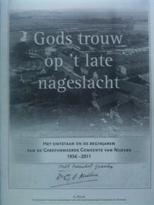 Nijkerk: Gods trouw op 't late nageslacht